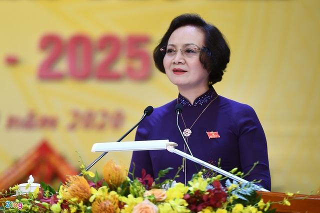 Nguyên Bí thư Yên Bái Phạm Thị Thanh Trà làm Thứ trưởng Bộ Nội vụ - 1