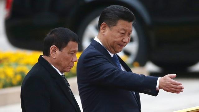 Trung Quốc muốn Philippines khép lại phán quyết quốc tế về Biển Đông - 1
