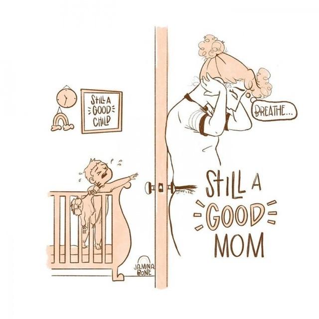 """Đừng trở thành một """"bà mẹ hoàn hảo"""" chỉ vì áp lực của gia đình, xã hội - 3"""