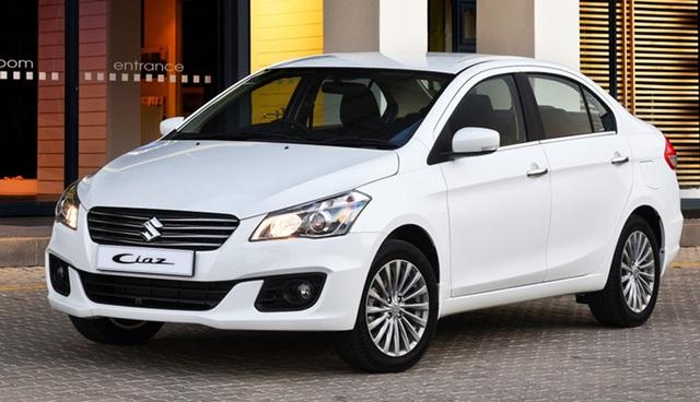 Việt Nam Suzuki sẽ giới thiệu mẫu xe Ciaz mới trên toàn quốc - 2