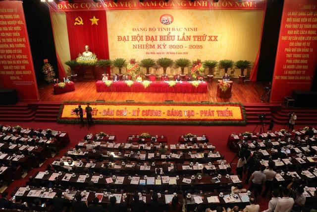 Tân nữ Bí thư tỉnh ủy Bắc Ninh với chỉ tiêu tăng trưởng 7-8% 5 năm tới - 1