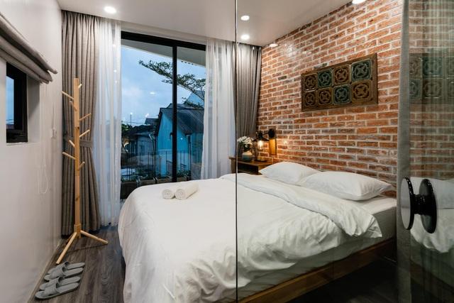 Ngôi nhà ở Sài Gòn xây trên đất méo gây ấn tượng vì thiết kế đẹp không ngờ - 11