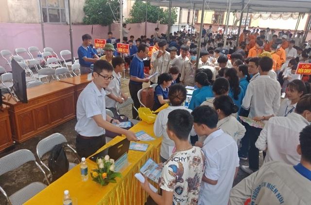 Thanh Hoá: Giải quyết việc làm cho 336.000 lao động - 2