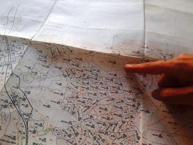 Nguyên chủ tịch xã xin trả lại hơn 10ha đất rừng - 2