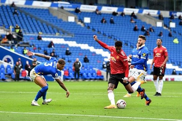 Brighton 2-3 Man Utd: Chiến thắng kịch tính - 7