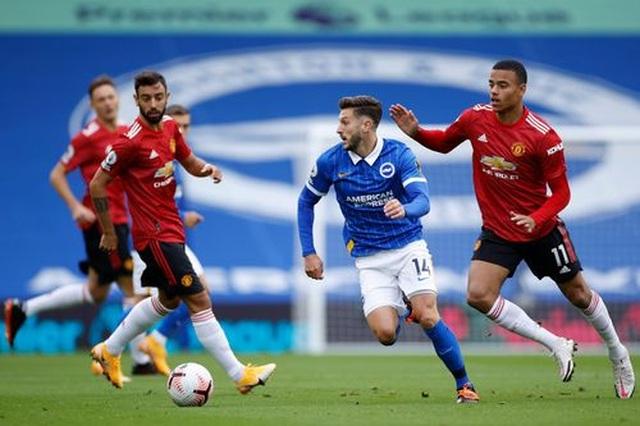 Bàn thắng ở phút 100 giúp Man Utd thắng Brighton - 2