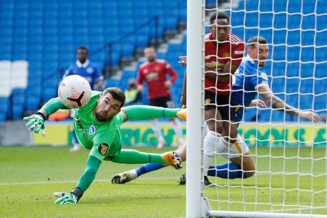 Bàn thắng ở phút 100 giúp Man Utd thắng Brighton - 6