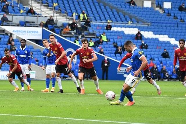 Bàn thắng ở phút 100 giúp Man Utd thắng Brighton - 7