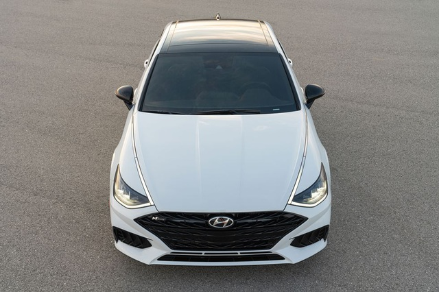 Hyundai Sonata 2021 có thêm phiên bản tính năng vận hành cao N-Line - 7