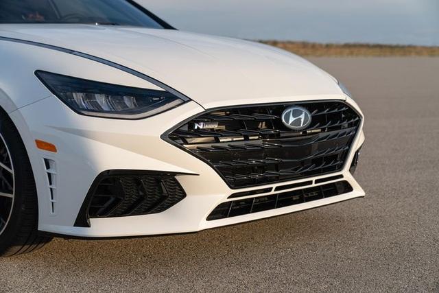 Hyundai Sonata 2021 có thêm phiên bản tính năng vận hành cao N-Line - 6