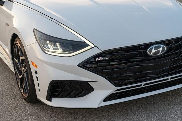 Hyundai Sonata 2021 có thêm phiên bản tính năng vận hành cao N-Line - 8