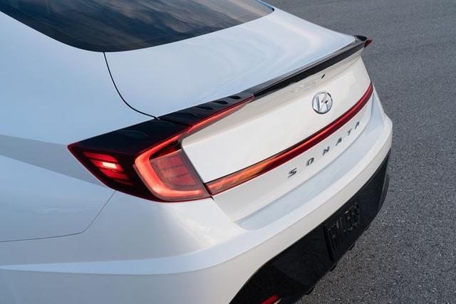 Hyundai Sonata 2021 có thêm phiên bản tính năng vận hành cao N-Line - 13