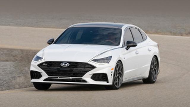 Hyundai Sonata 2021 có thêm phiên bản tính năng vận hành cao N-Line - 1