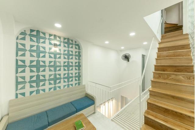 Bố mẹ Việt xây ngôi nhà với thiết kế lạ mắt tặng hai người con - 4