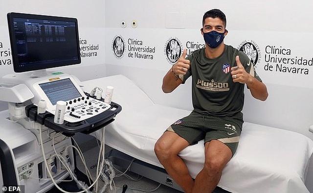 """Luis Suarez: """"Tôi tự hào vì từng để lại hình ảnh đẹp ở Barcelona"""" - 6"""