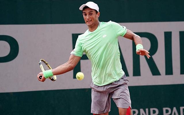 Tay vợt gốc Việt có thể gây sốc ở giải Roland Garros - 1