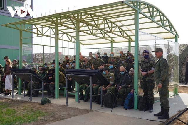 Nga trình diễn nhiều mẫu vũ khí mới tại cuộc tập trận Kavkaz-2020 - 4