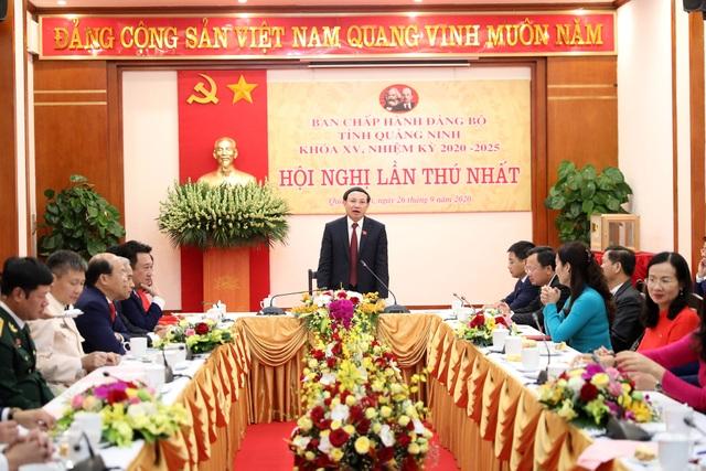 Ông Nguyễn Xuân Ký tiếp tục được bầu làm Bí thư Tỉnh ủy Quảng Ninh - 2