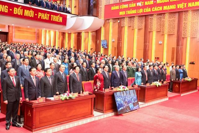 Đại hội Đảng bộ tỉnh Quảng Ninh, bầu Ban Chấp hành Đảng bộ khóa mới - 1