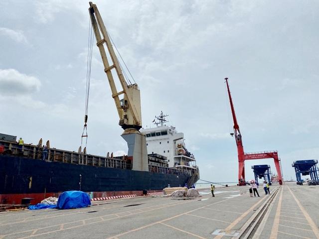 """Long An: Cảng quốc tế """"khủng"""" 10.000 tỷ đồng có thể đón tàu 70.000 tấn - 3"""