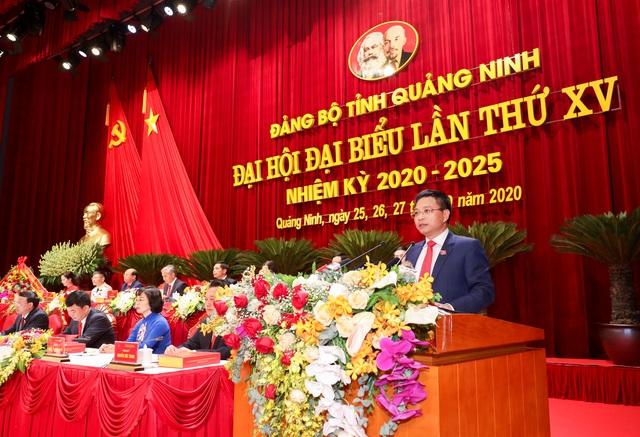 Đại hội Đảng bộ tỉnh Quảng Ninh, bầu Ban Chấp hành Đảng bộ khóa mới - 2