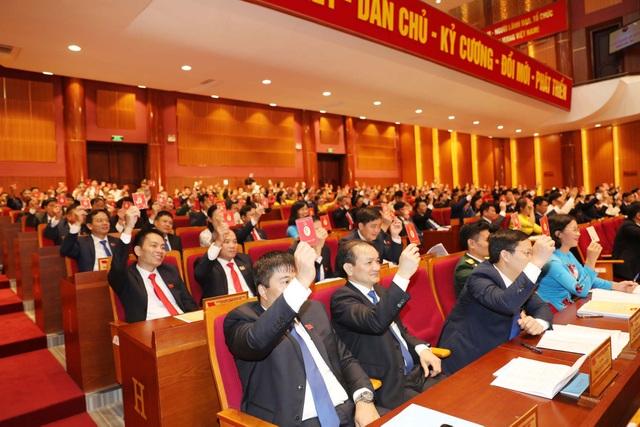 Ông Nguyễn Xuân Ký tiếp tục được bầu làm Bí thư Tỉnh ủy Quảng Ninh - 1