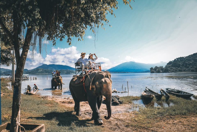 Hành trình tìm về vẻ đẹp hoang sơ nơi phố núi Buôn Ma Thuột - 1