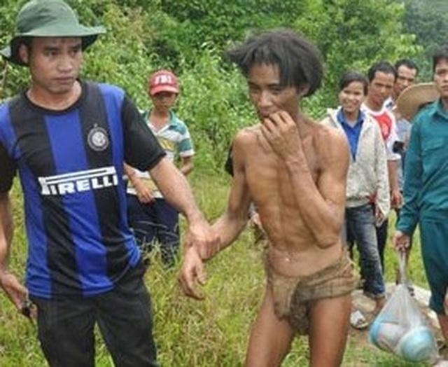 """""""Người rừng"""" Hồ Văn Lang từng 40 năm trong rừng sâu bây giờ sống thế nào? - 1"""