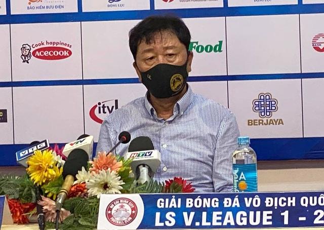 """HLV TPHCM phủ nhận Công Phượng """"tẩy thẻ"""" ở trận gặp HA Gia Lai - 1"""