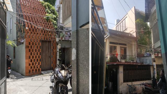TP.HCM: Nhà hẻm phủ lớp gạch đất nung, mái ngói đỏ mang đậm nét quê Việt - 1