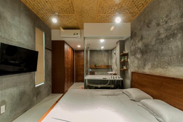 TP.HCM: Nhà hẻm phủ lớp gạch đất nung, mái ngói đỏ mang đậm nét quê Việt - 10