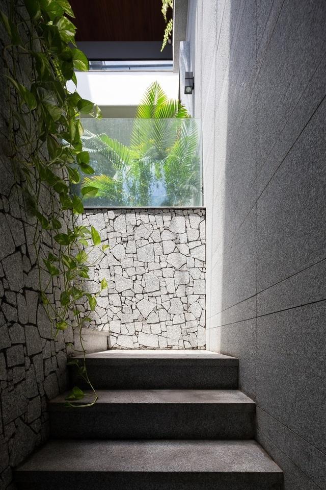 Chiêm ngưỡng ngôi nhà tuyệt đẹp, ôm cả thiên nhiên vào lòng ở Đà Nẵng - 4