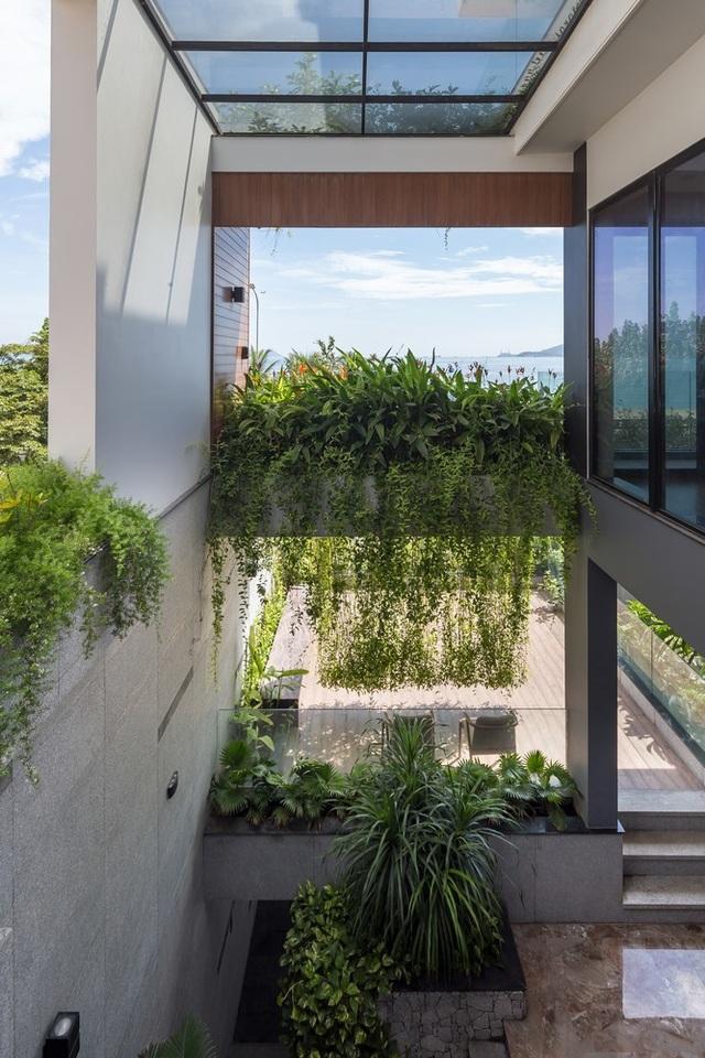 Chiêm ngưỡng ngôi nhà tuyệt đẹp, ôm cả thiên nhiên vào lòng ở Đà Nẵng - 5