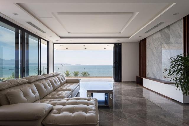 Chiêm ngưỡng ngôi nhà tuyệt đẹp, ôm cả thiên nhiên vào lòng ở Đà Nẵng - 12