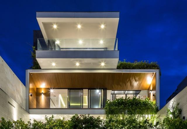 Chiêm ngưỡng ngôi nhà tuyệt đẹp, ôm cả thiên nhiên vào lòng ở Đà Nẵng - 1