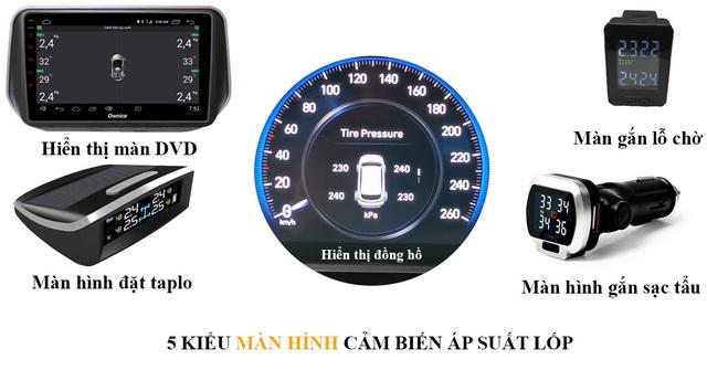 Hiện tượng xe KIA Seltos và làn sóng tìm lắp Cảm biến áp suất lốp theo xe - 4