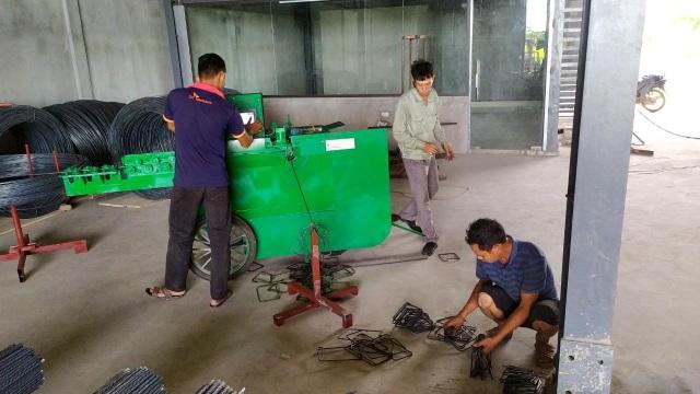 Máy xây dựng Siêu Việt hóa giải nỗi lo chậm tiến độ các công trình - 1