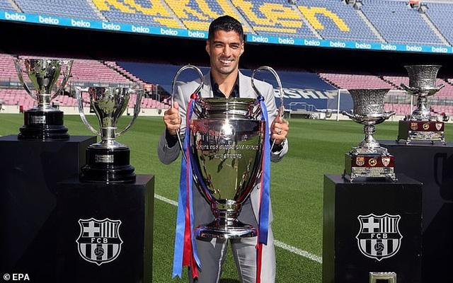 """Luis Suarez: """"Tôi tự hào vì từng để lại hình ảnh đẹp ở Barcelona"""" - 1"""