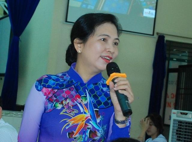 Giáo viên cho dùng điện thoại, nhiều học sinh THPT Lê Hồng Phong từ chối - 3