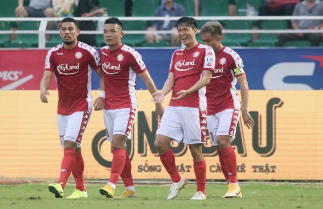 Những ứng cử viên vô địch V-League bắt đầu tăng tốc - 3