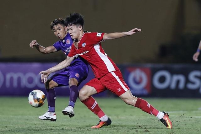 Vũ Minh Tuấn toả sáng, CLB Viettel ngắt mạch bất bại của Sài Gòn FC - 3