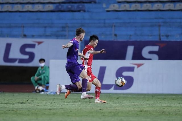 Vũ Minh Tuấn toả sáng, CLB Viettel ngắt mạch bất bại của Sài Gòn FC - 2