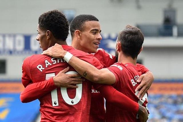 Bàn thắng ở phút 100 giúp Man Utd thắng Brighton - 13