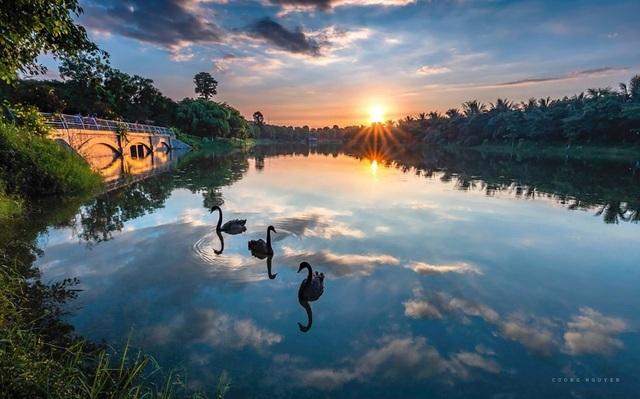Căn hộ có ban công vô cực ngắm trọn cảnh thiên nhiên lãng mạn ở Hà Nội - 13