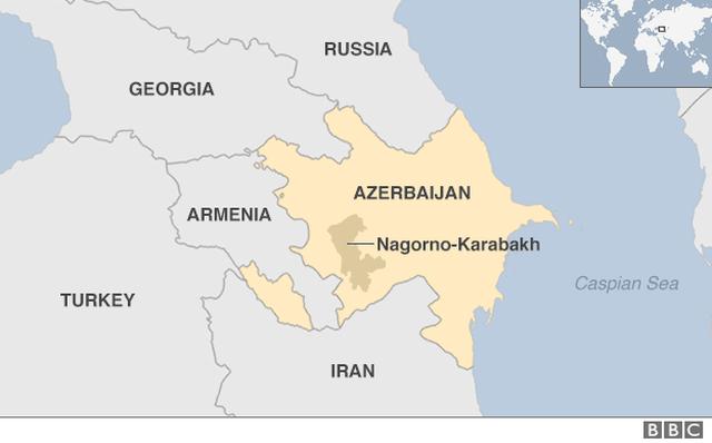 Giao tranh dữ dội giữa 2 nước thuộc Liên Xô cũ, nhiều dân thường thiệt mạng - 3