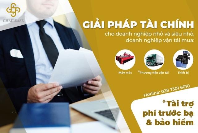Giải pháp tài chính cho doanh nghiệp nhỏ và siêu nhỏ, doanh nghiệp vận tải của Chailease - 2