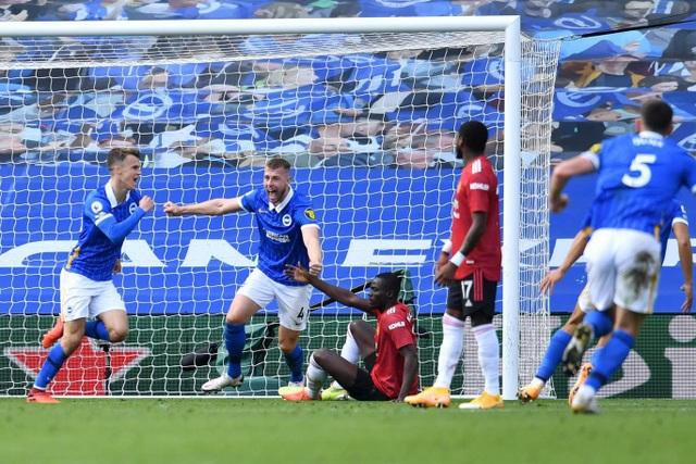 Bàn thắng ở phút 100 giúp Man Utd thắng Brighton - 15