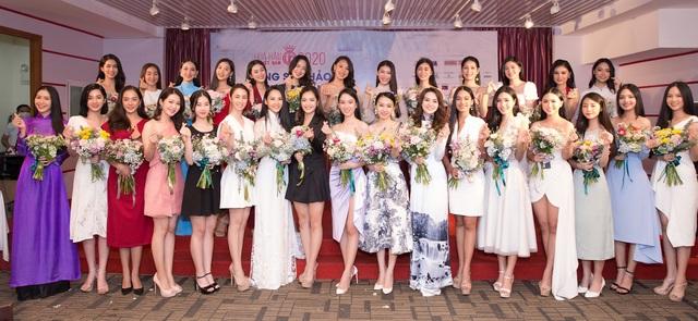Lộ diện nhan sắc top 30 đầu tiên vào Bán kết Hoa Hậu Việt Nam 2020 - 12