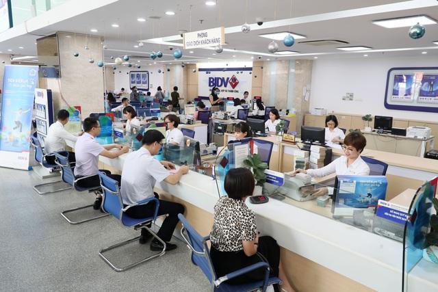 Khách hàng đăng ký mới dịch vụ BIDV iBank được tặng 100% phí chuyển tiền - 2