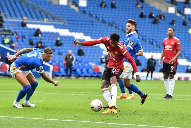 Bàn thắng ở phút 100 giúp Man Utd thắng Brighton - 12